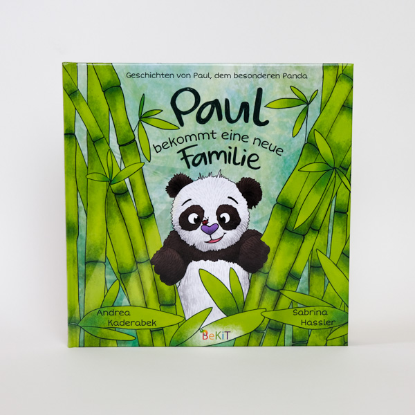 Paul der Panda Cover